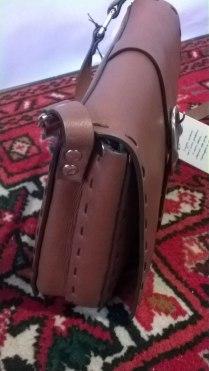 Bag Camilla-La borsa del postino ridimensionat