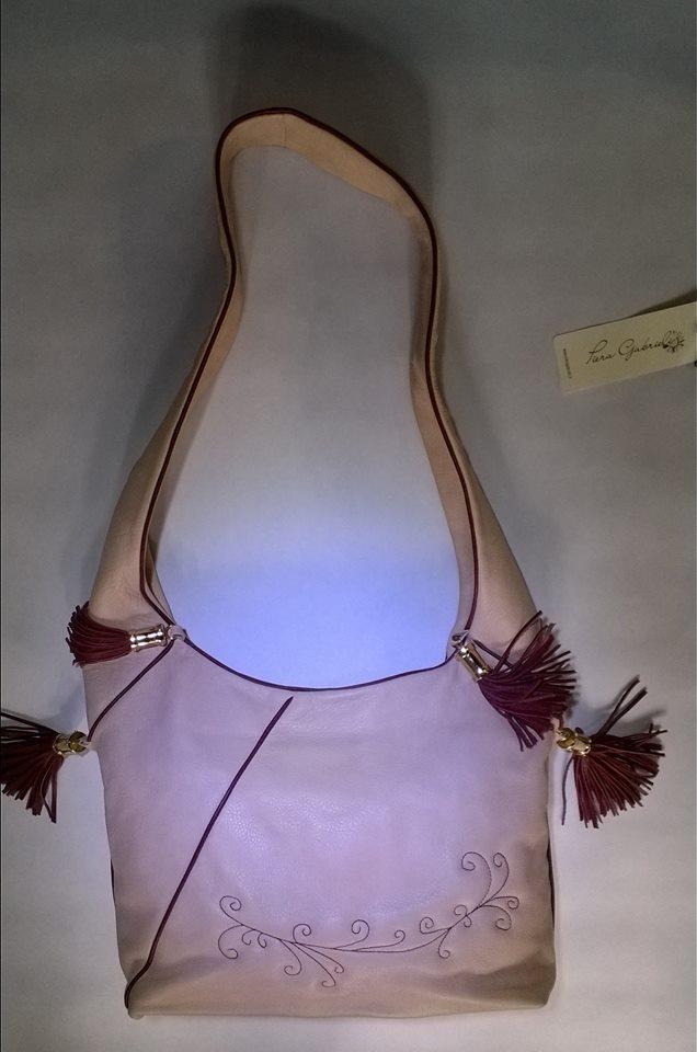 bag pink lorenza