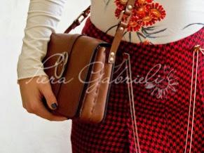 Bag Tracolla mod. Camilla Collection Piera Gabrieli