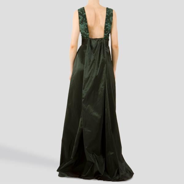 abito seta XVIII secolo