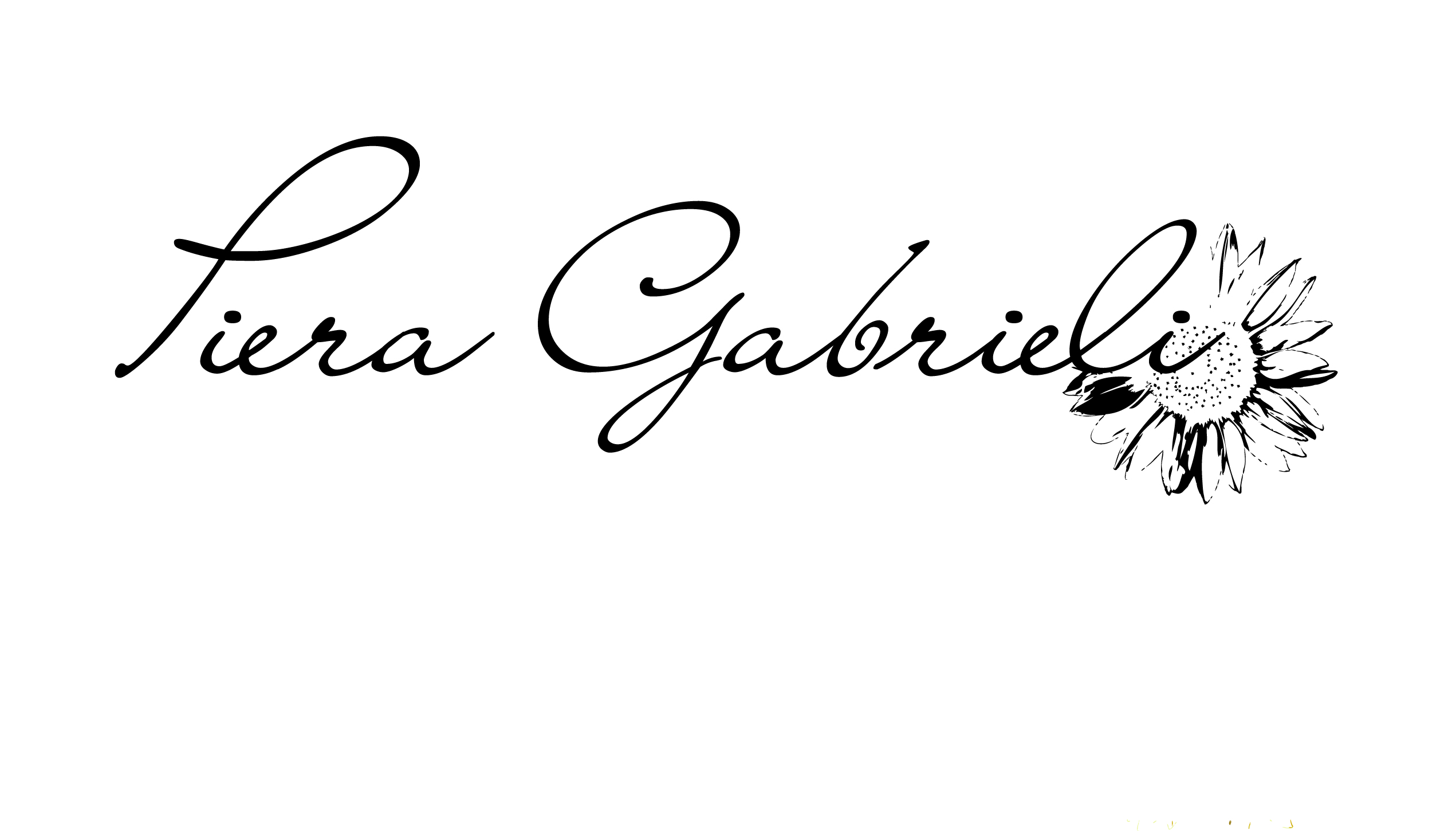 PIERA GABRIELI LOGO
